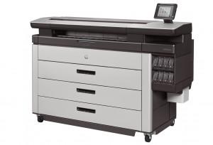 HP PageWide XL 8000 Printer