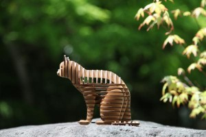アキ工芸社 ネコ段 ディートルソー