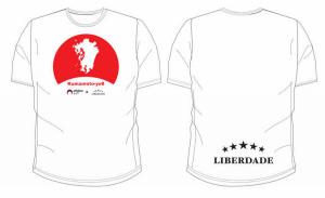 Kumamoto-yell Tシャツ1