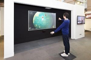 DNP フランス 地球儀・天球儀2