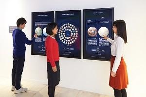 大日本印刷 地球儀 天球儀 3