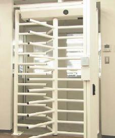 凸版印刷 BPO1 回転ゲート