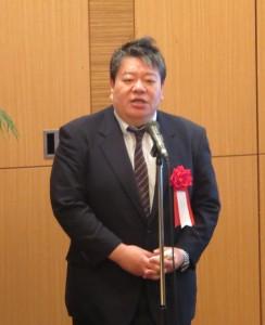 ミマキ デモセンター 池田社長