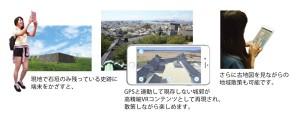 凸版印刷 ストリートミュージアムアプリ