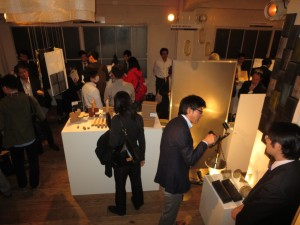 2015年 青フェス CMF DESIGN EXHIBITION